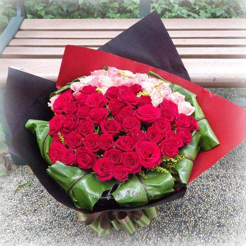 摯愛花束系列-紅玫瑰