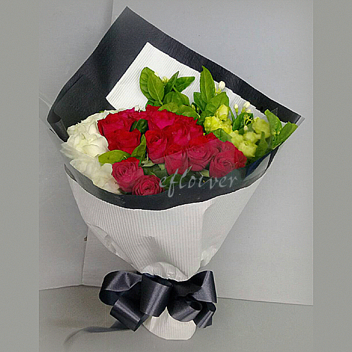 摯愛花束系列-紅玫瑰101768